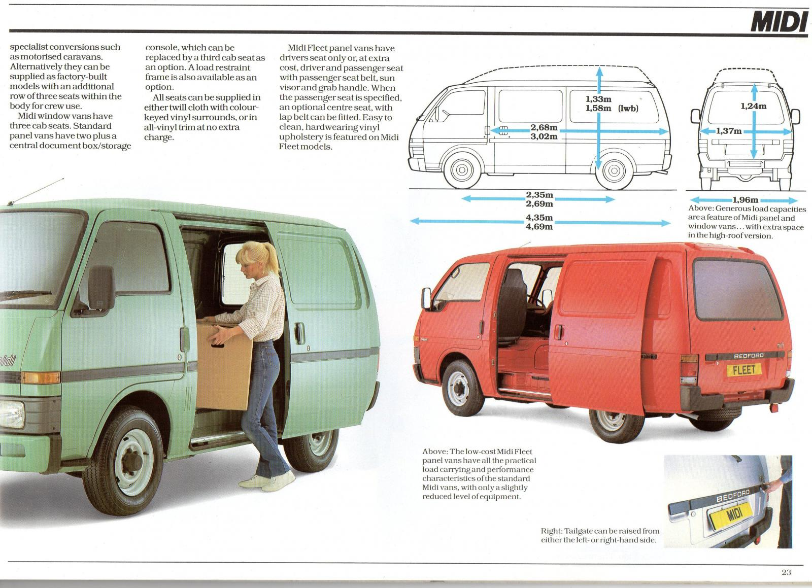 15788ac812 Bedford brochure scan - AutoShite - Autoshite