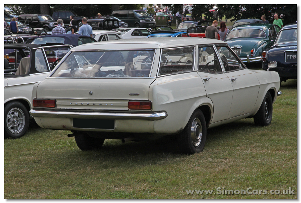 Vauxhall Victor 3300 SL Estate 1968 rear.jpg