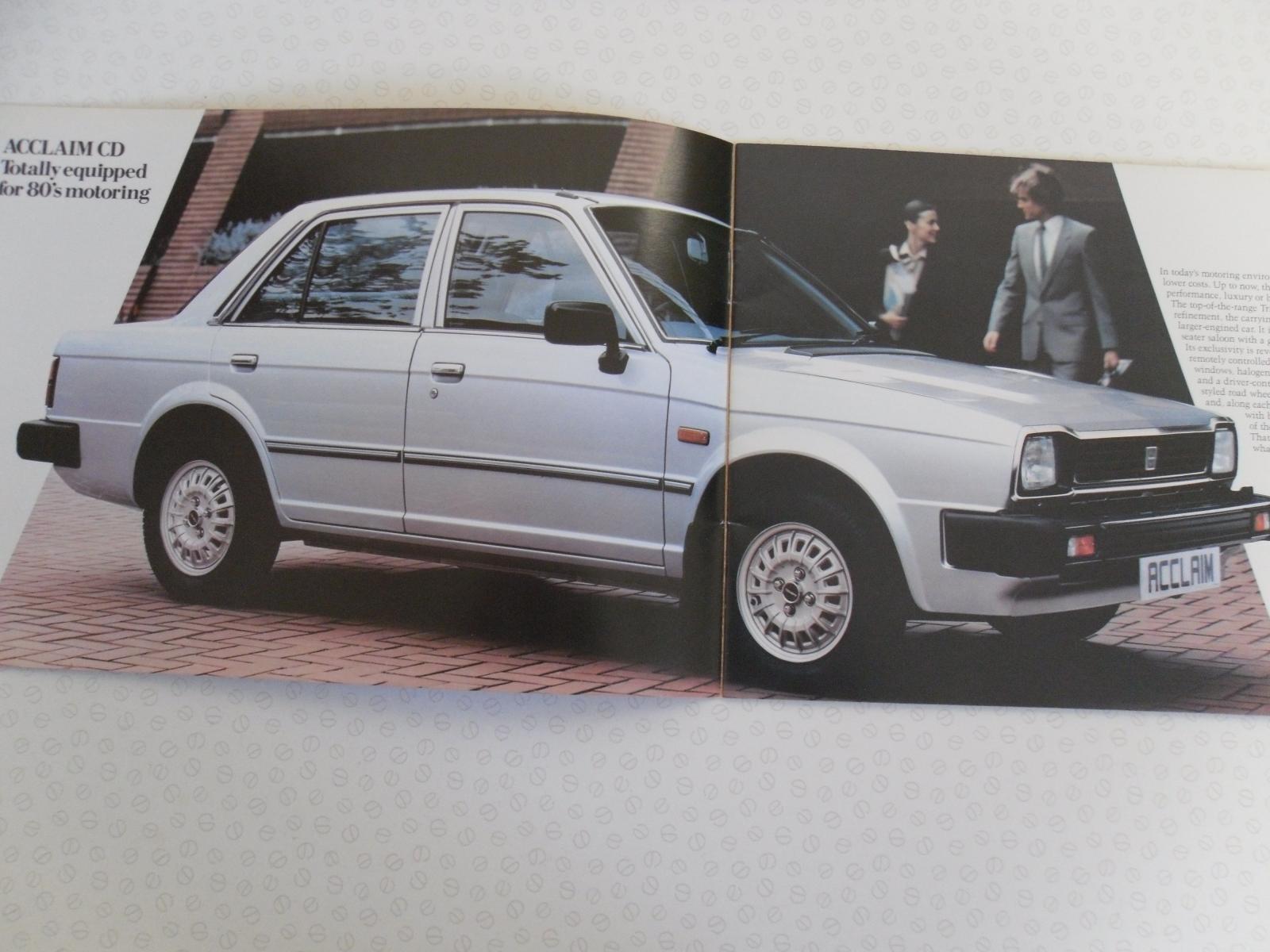 Acclaim Nissan 002.JPG