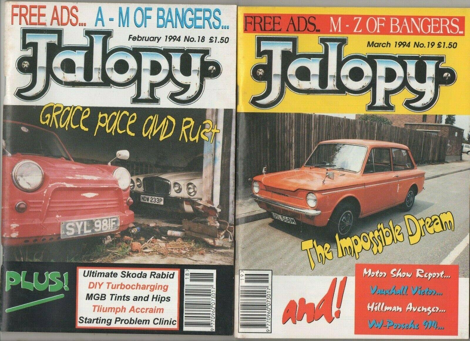 Jalopy # 18 & 19.jpg