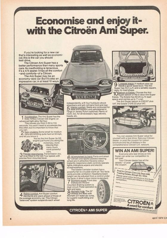 ami 8-super 1970 Advert 2.JPG