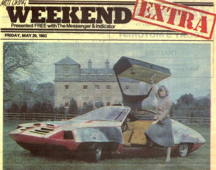 The cars of UFO TV series - AutoShite - Autoshite