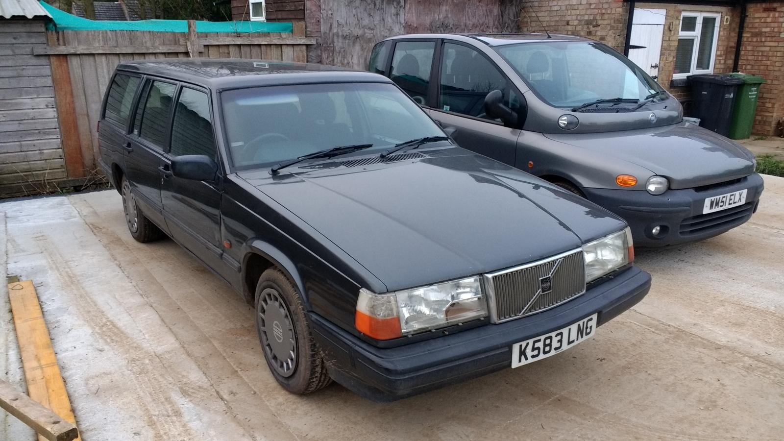 for sale volvo 940 wentworth for sale mot october 595 cambs autoshite autoshite. Black Bedroom Furniture Sets. Home Design Ideas