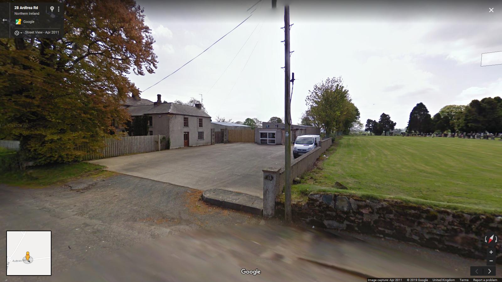 Junkyard Jewels - 28 Ardtrea Rd, Stewartstown - 2011 Google Streetview.png