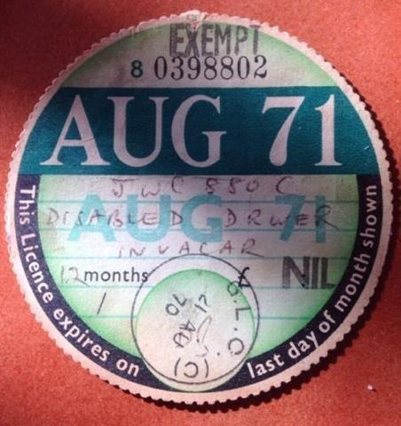 tax-disc-1971-disabled-exempt-invacar_360_e9c6fe90be5c5c0a787601015610fad8.jpg