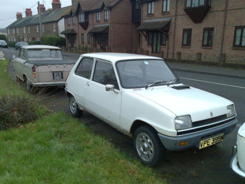 For Sale French Chod Obtained 1974 Renault 5 Now Sold Page 3