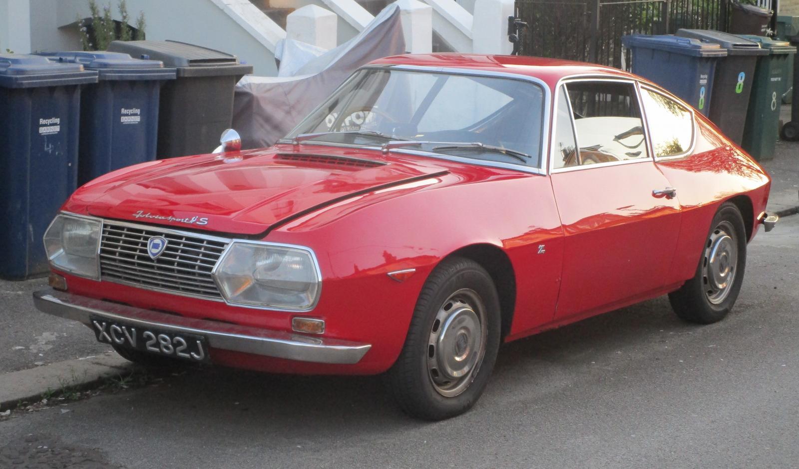 1970 Lancia Fulvia Sport Zagato.JPG