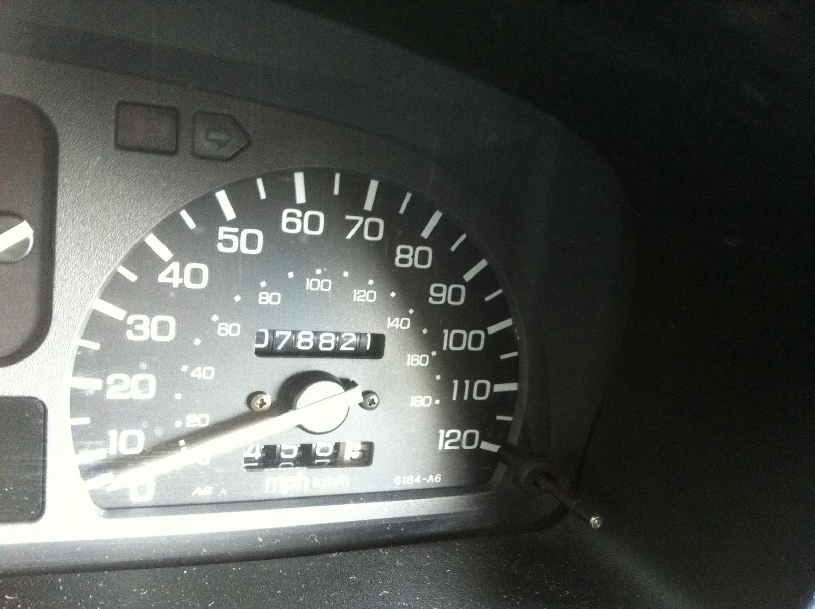 Sold 1991 Honda Civic Saloon Automatic Forth Sell Autoshite 1992 Odometer Post 18246 0 55937900 1438099049