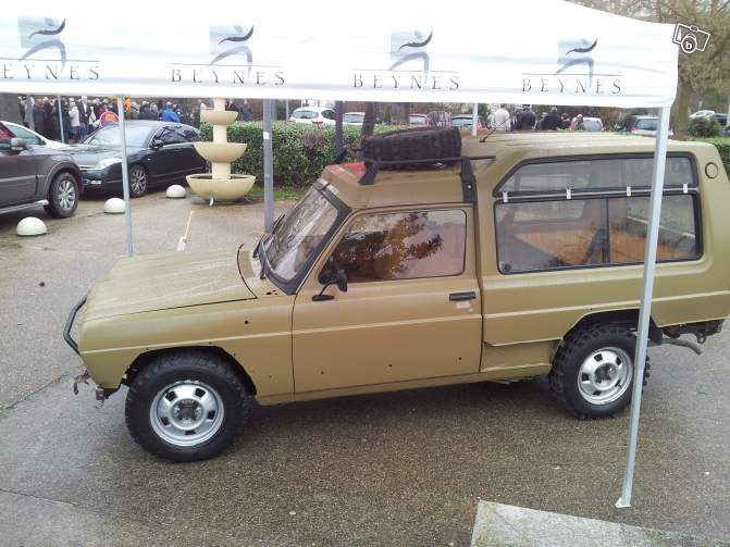 Garage find rancho the bronze one rust update p15 for Garage renault rots