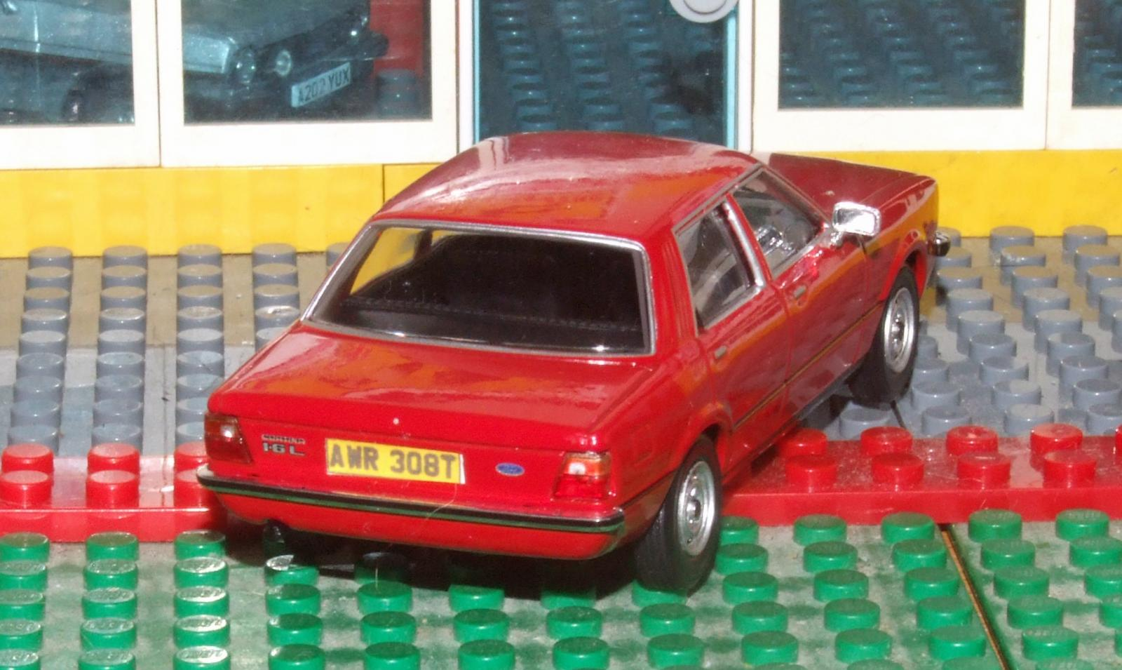 Vanguards Cortina mk4 1.6L rear.JPG