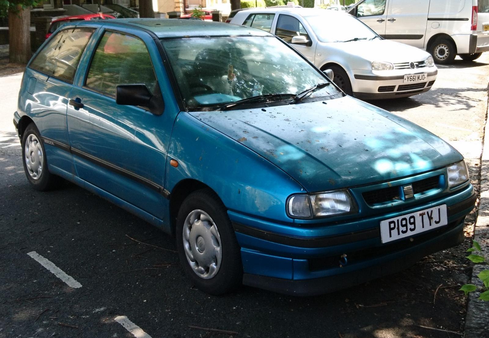 One owner 1996 Seat Ibiza Salsa.JPG