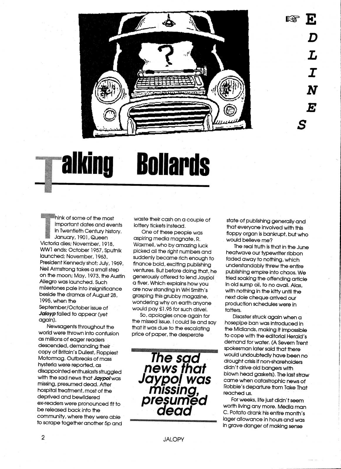 jalopy magazine what are they worth  - page 4