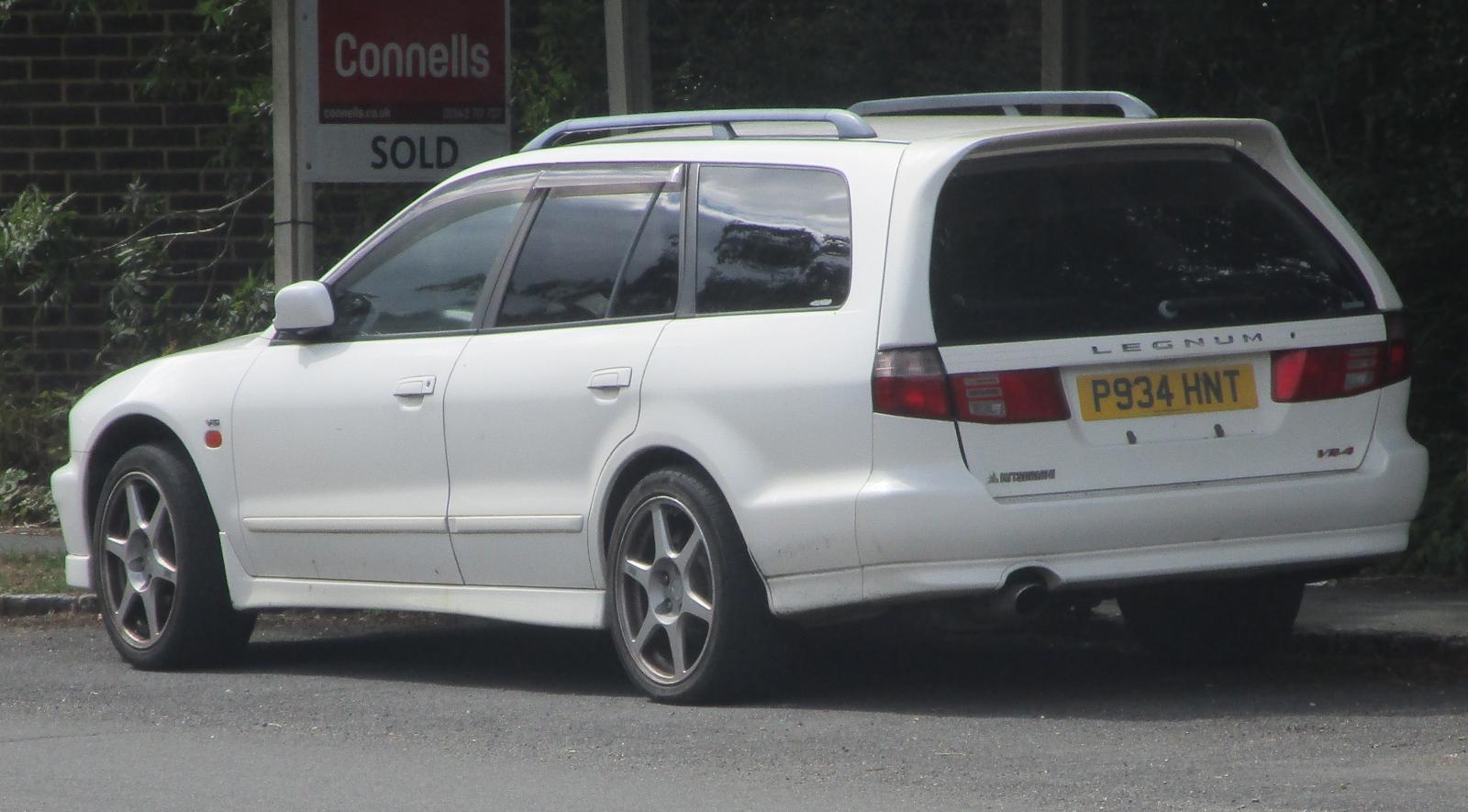 1997 Mitsubishi Legnum VR-4 Sep 12.JPG