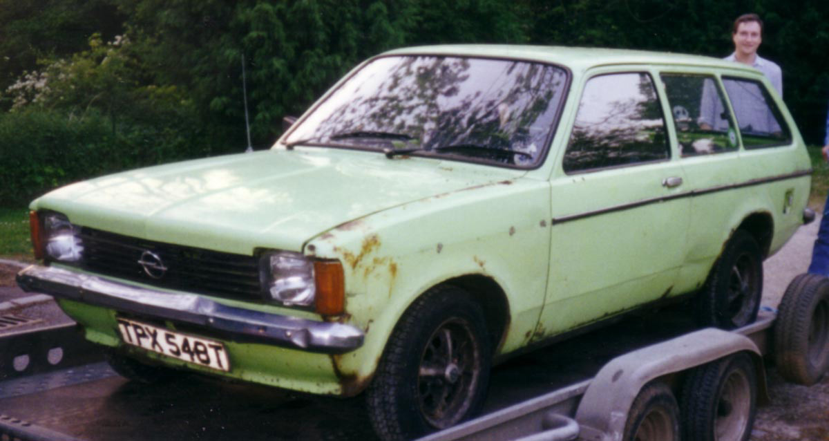 CVS Opel Kadett Estate lime green TPX 548T.jpg