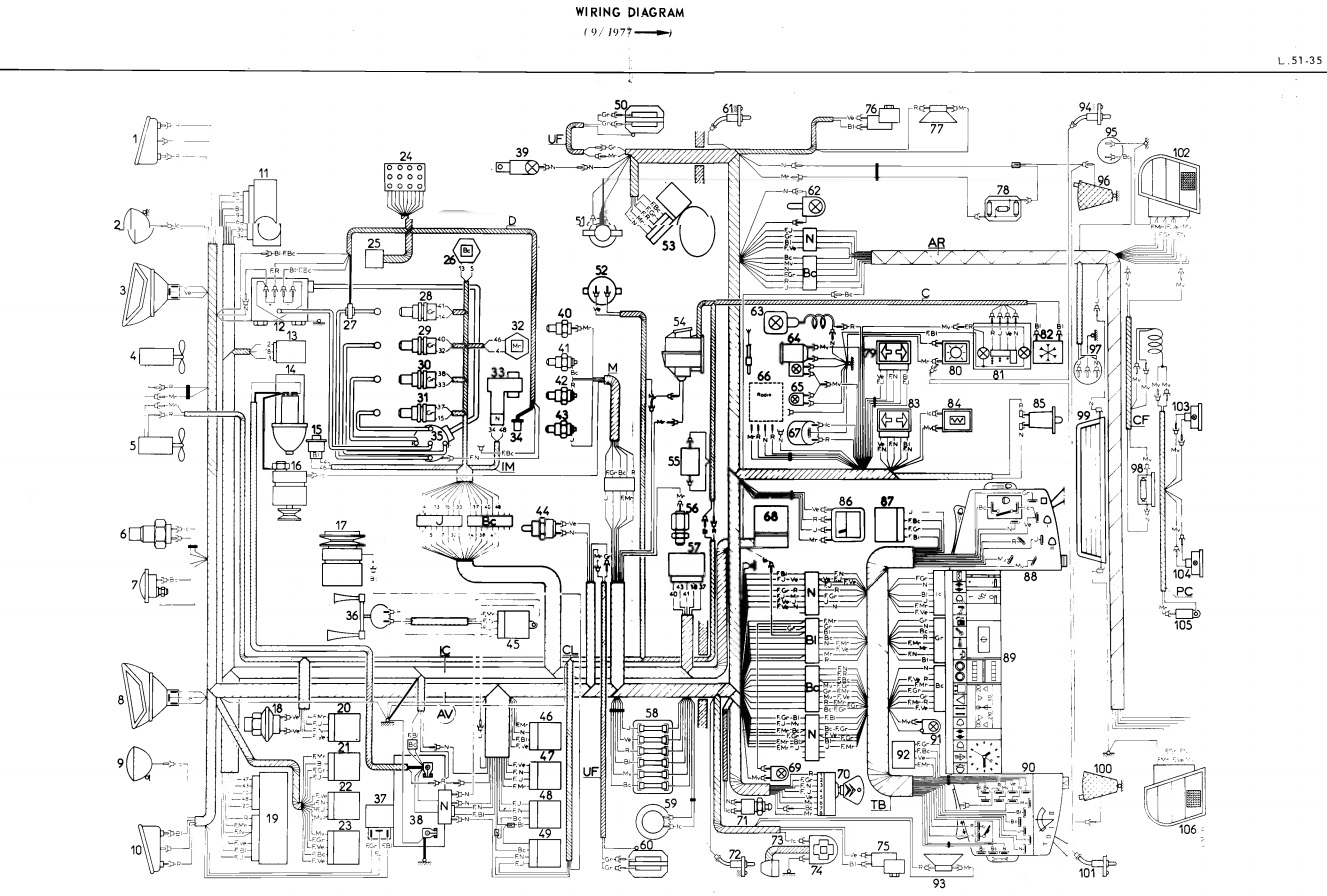 Citroen Visa Wiring Diagram Simple Electrical C4 Bsi Six Cylinders Motoring Notes Anybody Else Here At Silverstone Forum